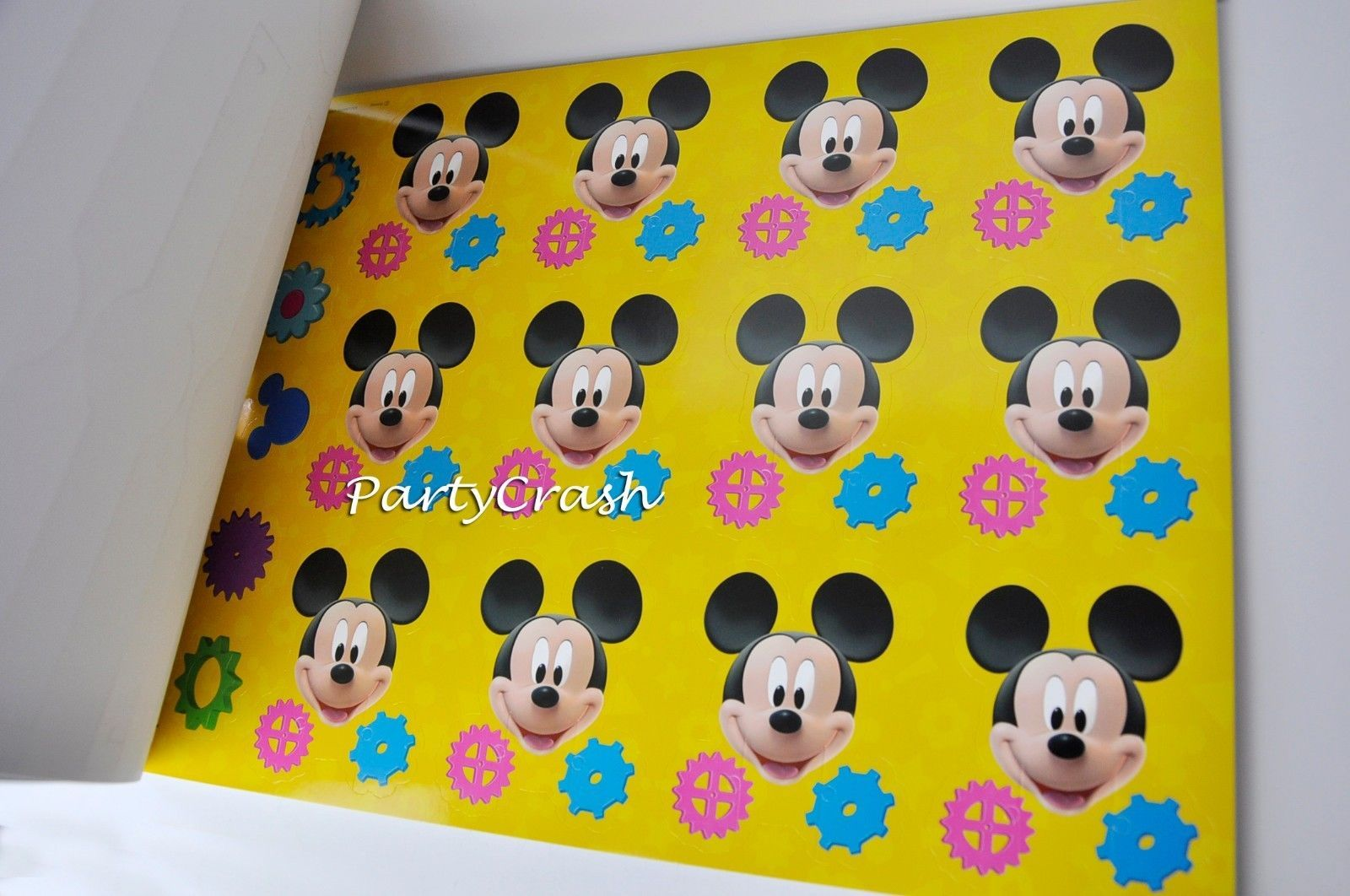 Mickey Mouse Clubhouse Birthday Table and 39 similar items