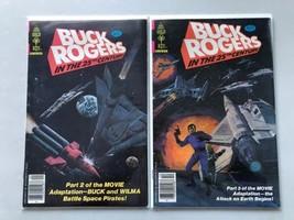 Lot of 2 Buck Rogers (1964 Gold Key) #3 4 VF Very Fine - $19.80