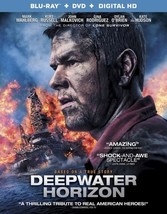 Deepwater Horizon (Blu Ray/DVD W/Digital Uv) (Ws/Eng/Eng Sub/Sp Sub/2.0/5.1