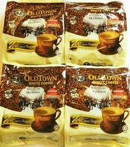 Old Town 3-In-1 Instant White coffee with Cane Sugar 15 Sticks x 36g (Pa... - $39.55