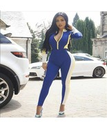 Sexy Bandage Jumpsuits Rompers Casual Bodysuits Evening Party Bodycon Ho... - $87.99