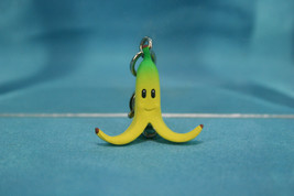 Takara Tomy ARTS Mario Kart 7 Item Collection Mini Charm Figure Banana - $29.99