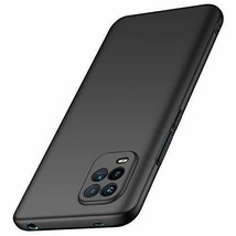 Arkour Compatible with Xiaomi Mi 10 Lite Case, Minimalist Ultra Thin Black  - $25.73