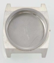 Fossil Mens Womens Stainless Silver Watch Quartz Battery Parts - $4.56