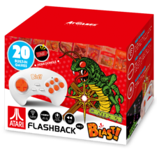 Atari Flashback Blast! Vol. 1, Centipede, Retro Gaming - $14.42