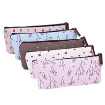 eBoot Flower Pencil Zippered Cosmetic - $8.99
