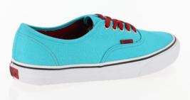 Vans AUTHENTIC Scuba Blue Chili Pepper VN-0QER6LS Walking Shoes Mens - Womens image 3