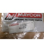 MAYCOR 771162 RANGE/OVEN RESISTOR - $14.95