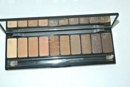 Clio Pro Layering Eye Palette #1 Originality Brown 10  eye shadows Brush... - $24.70