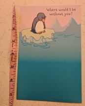 American greetings playing card 33 listings american greetings share a laugh so glad we39re together penguin card unused m4hsunfo