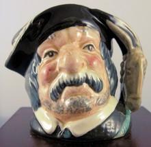"""Royal Doulton Mini Character Jug """"Sancho Panca"""" D6518 - $26.12"""