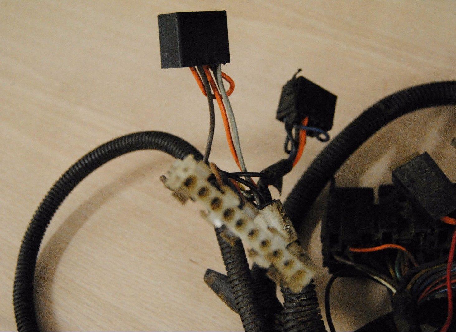 toro wheel horse 72102 wiring harness 100-4160 (jw8y7x)