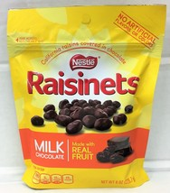 Nestle Raisinets Milk Chocolate 8 oz - $5.93