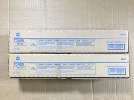 Lot of 2 OEM Konica Minolta TN511 Toner Catridge for BH 360 361 420 421 ... - $103.95