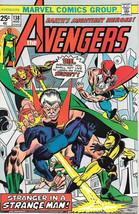 The Avengers Comic Book #138, Marvel Comics Group 1975 VERY FINE+ - $21.18