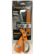 Fiskars - 170810-1008 - Amplify RazorEdge Fabric Shears - 8 Inch - $25.69