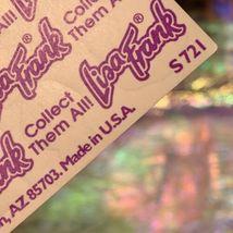 Lisa Frank Complete Mini Sticker Sheet Casey Caymus Ice Cream Sundae S271 image 3