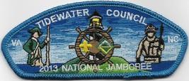 Tidewater Council 2013 National Jamboree JSP - $5.94