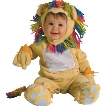 Rubie's Costume Co NLP Fearless Lil'Lion Costume, 6-12 Months - $18.30