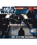 Star Wars Saga 365 Page-A-Day Boxed / Desk / Tear-Off Calendar 2013 - $15.67