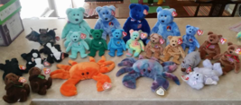 Huge Ty Beanie Babies & Big Ty Beanie Buddies Huge Lot  - $129.99