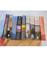 Lot of 9 by Bernard Cornwell,  Grail Quest...Lazender Family, Starbuck...+ - $29.65