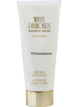 ELIZABETH ARDEN White Diamonds Body Radiance Body Lotion 3.3oz **NEW.UNB... - $19.70