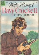 Davy Crockett Four Color Comic Book #631 Dell Comics 1955 VERY GOOD+ - $32.79