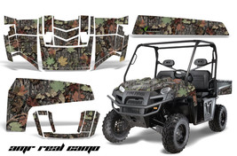 UTV Decal Graphics Kit Wrap For Polaris Ranger XP 500/700 2009-2014 REAL... - $393.97