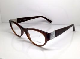 Giorgio Armani AR7022-H 5155 Brown Eyeglasses 50-19-140MM/ Pouch - $67.50