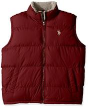 U.S. Polo Assn. Mens Puffer Plus Size Vest - Choose SZ/Color - $39.97