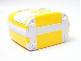 Jeus Toys Aromi Melody Light Suitcase Money Banks Savings Box Piggy Bank Toy image 5