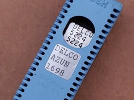 92-93 Corvette Computer ECM ECU PCM Prom Mem Chip DELCO AZUN-1698 image 2