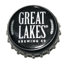 Great Lakes Brewing Company Beer Bottle Crown Cap Cleveland Ohio Craft B... - $2.65
