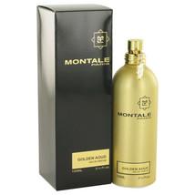 Montale Golden Aoud By Montale Eau De Parfum Spray 3.3 Oz For Women - $128.74