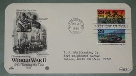 First Day Cover- World War 2 Sicily Attacked by Allies & Military Humor - $5.00
