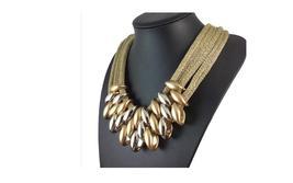 Necklace Choker Women Fashion Accessories Necklace Pendant Vintage jewelry #5 image 4
