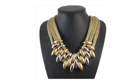Necklace Choker Women Fashion Accessories Necklace Pendant Vintage jewelry #5 image 5