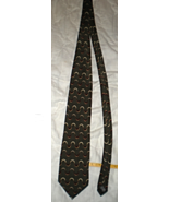 Men's Tie - Bill Blass Black Label -Color Brown - $7.95