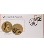 FDC Commemorating the United States Bicentennial Spirit of 76: Venezuela - $3.95