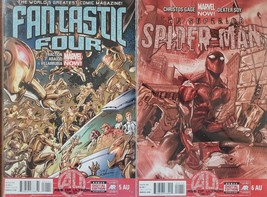 Marvel Now! Comics Age of Ulton Tie-In #5 Fantastic Four #6 Spider-Man - $5.95