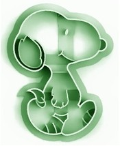 Peanuts Snoopy Cookie Cutter Stencil - $13.00