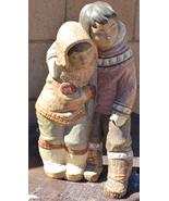 """15"""" Llardro Eskimo Couple - Retired  - $600.00"""