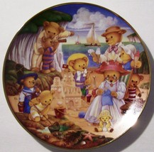 "FRANKLIN MINT LIMITED EDITION ""BEACH PARTY"" BY ... - $20.53"