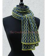 CROCHET PATTERN - Holey Moley Wrap, crochet, women's accessoies, fashion - $3.99