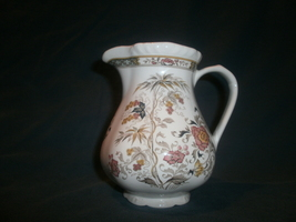 """"""" Adams """"  Pitcher Vase with Beautiful Floral Design  - $20.00"""