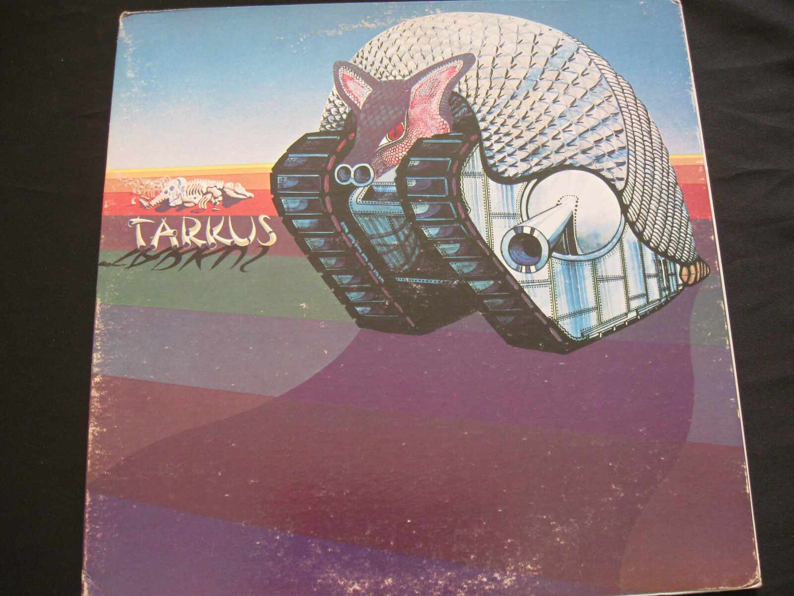 Emerson Lake & Palmer ELP Tarkus Cotillion SD 9900 Stereo Vinyl LP Record Album