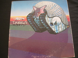 Emerson Lake & Palmer ELP Tarkus Cotillion SD 9900 Stereo Vinyl LP Record Album image 1