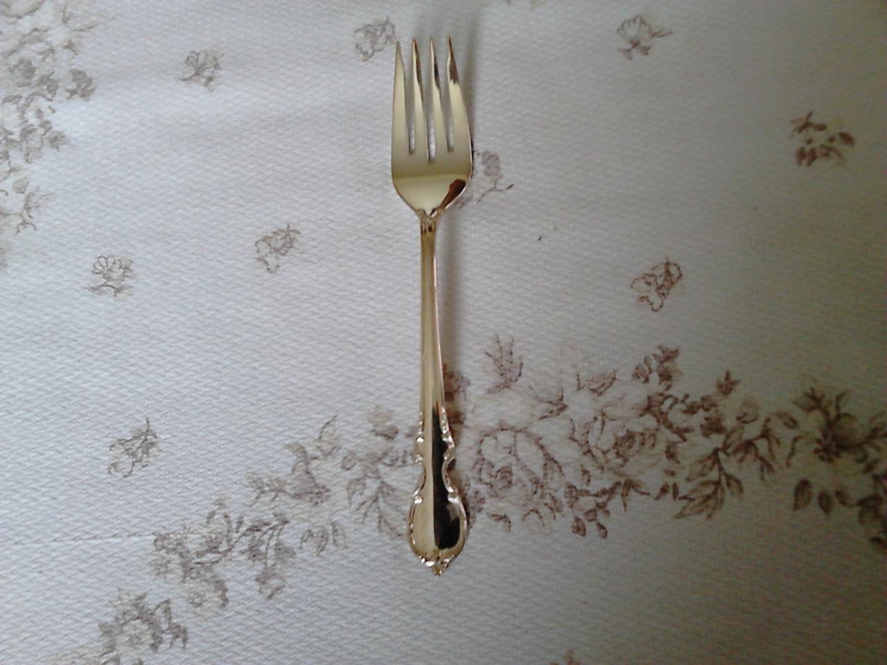 1847 Rogers Reflection (1959) individual salad fork GUC - $4.97