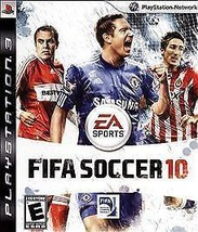 FIFA Soccer 10 (Sony Playstation 3, 2009) - Complete - $5.00